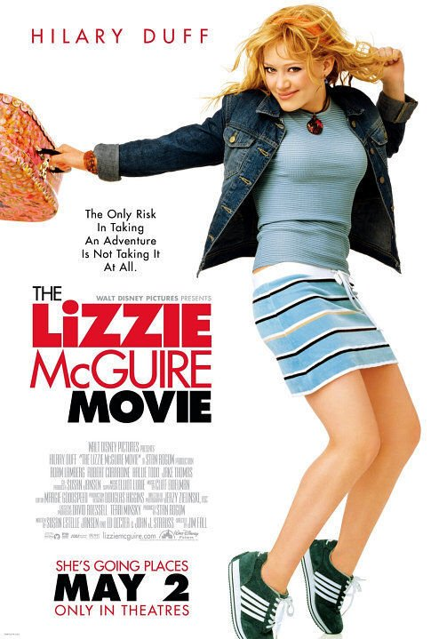 The Lizzie McGuire Movie / Лизи Макгуайър: Поп звезда