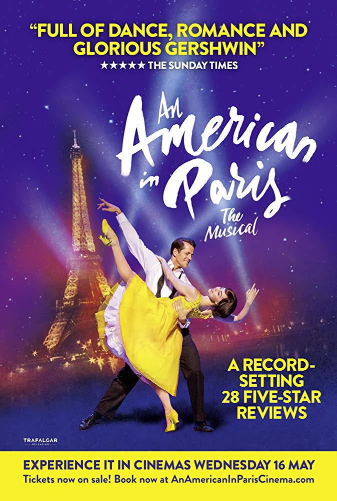 An American in Paris: The Musical / Един американец в Париж