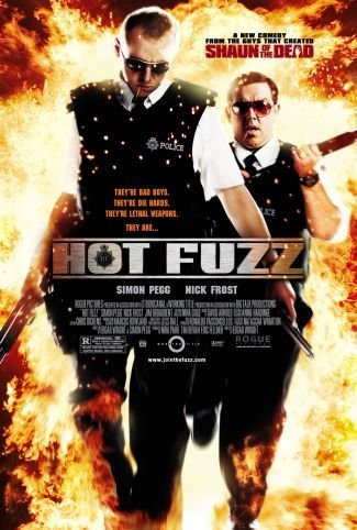 Hot Fuzz / Горещи палки - 2007 - filmitena.com
