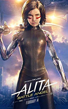 Alita: Battle Angel / Алита: Боен ангел