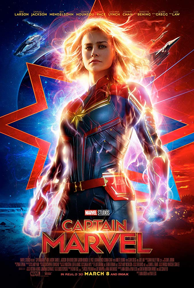 Captain Marvel / Капитан Марвел