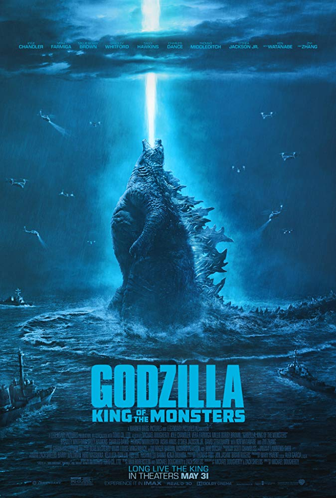 Godzilla: King of the Monsters / Годзила: Кралят на чудовищата