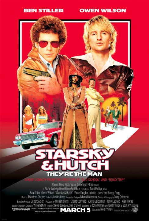 Starsky and Hutch / Старски и Хъч
