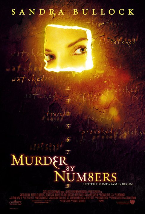 Murder By Numbers / Убийство По Учебник