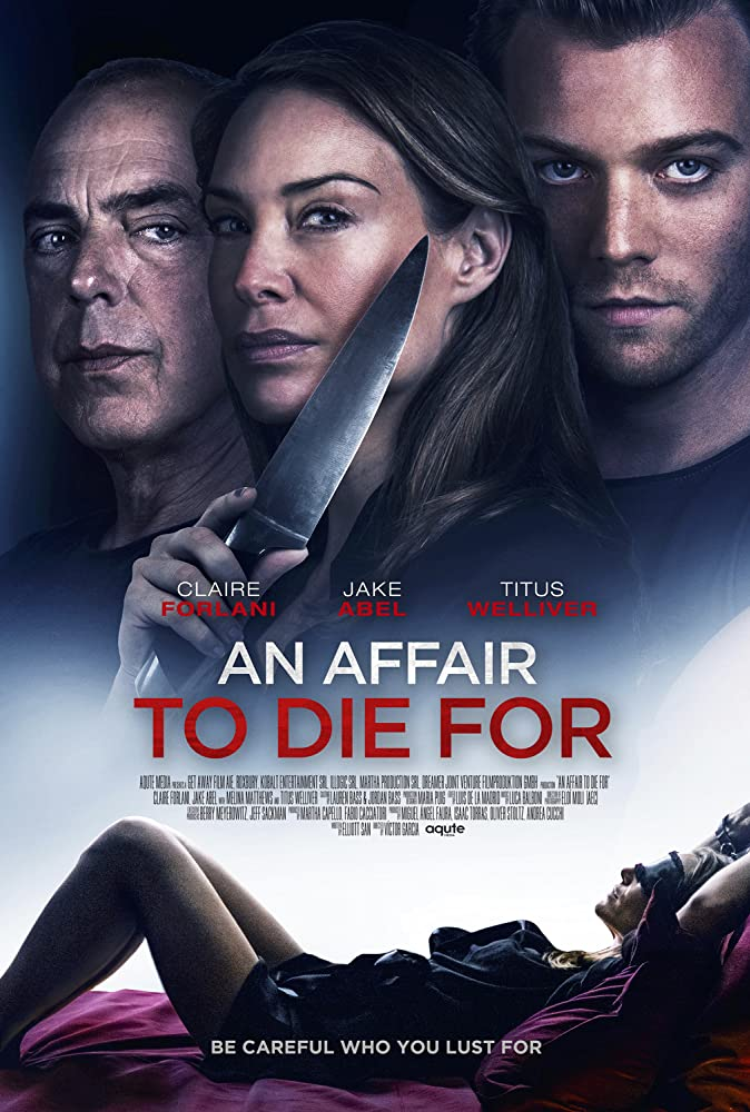 An Affair to Die For / Убийствена изневяра