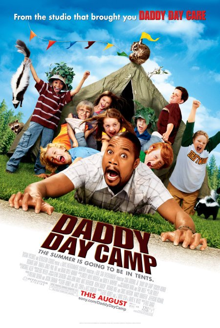 Daddy Day Camp / Таткова градина 2