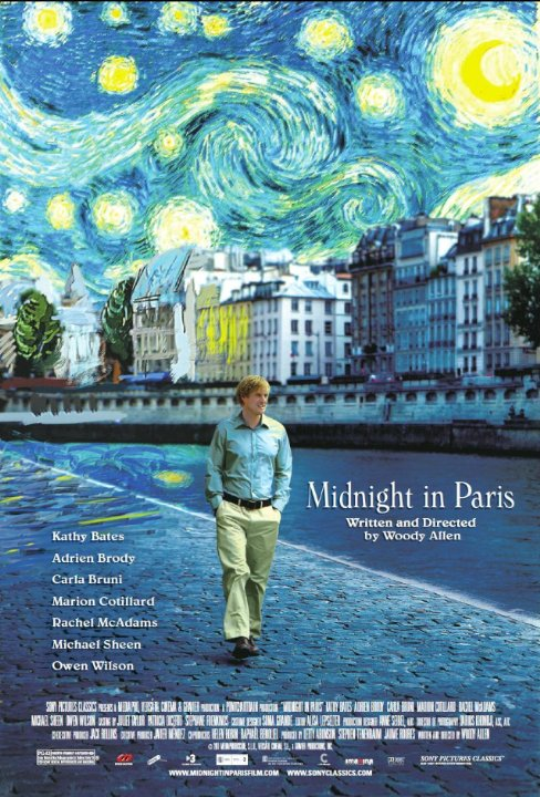 Midnight in Paris / Полунощ в Париж