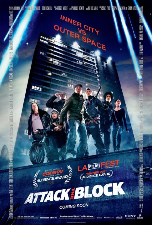 Attack the Block / Пришълци в квартала