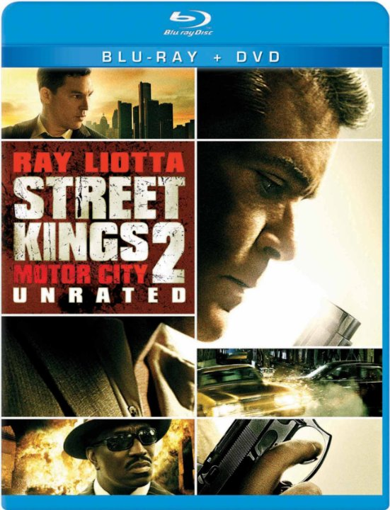 Street Kings 2: Motor City / Улични крале 2