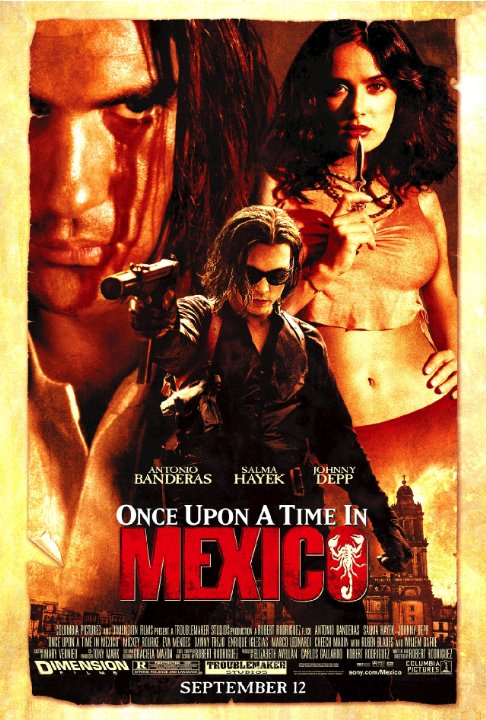 Once Upon a Time in Mexico / Имало Едно Време в Мексико