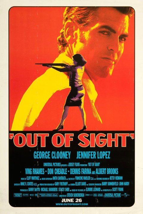 Out of Sight / Извън контрол