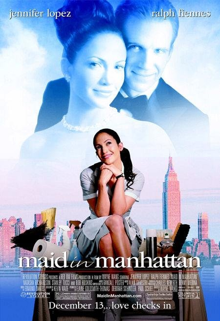 Maid in Manhattan / Петзвезден романс