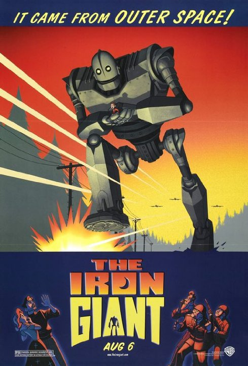 The Iron Giant / Железният гигант