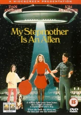 My Stepmother Is an Alien / Моята мащеха е извънземно