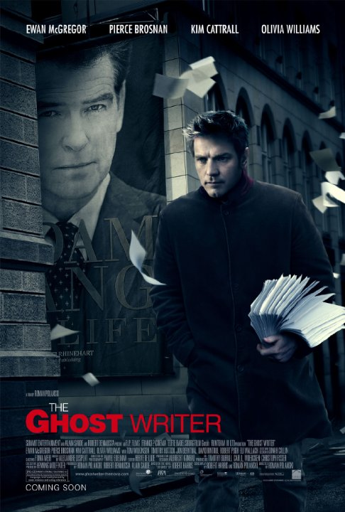 The Ghost Writer / Писател в Сянка