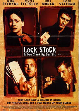 Lock, Stock and Two Smoking Barrels / Две димящи дула