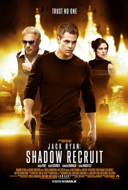Jack Ryan: Shadow Recruit / Джак Райън: Теория на хаоса