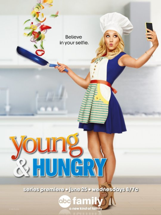 Young & Hungry / Млади и Гладни