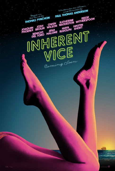 Inherent Vice / Вроден порок