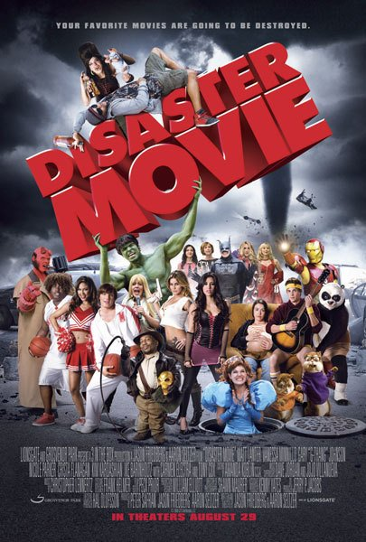 Disaster Movie / Катастрофален филм