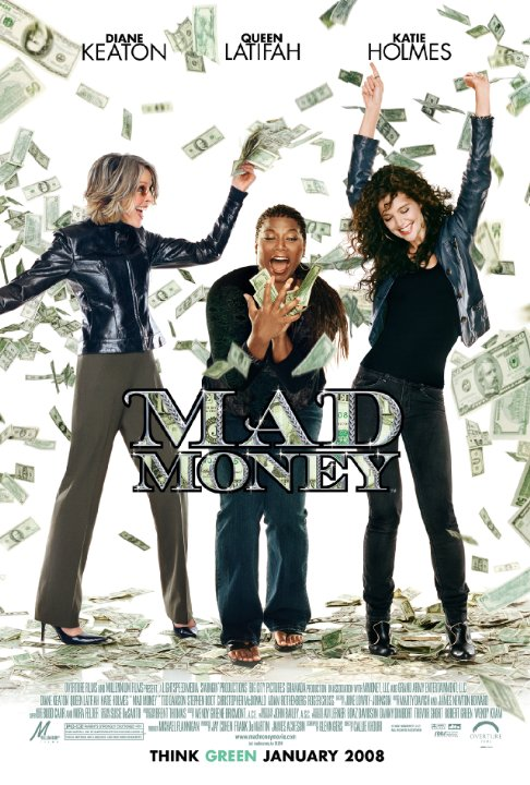 Mad Money / Луди Пари